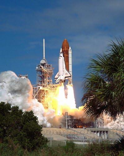 Space Shuttle Endeavour Landing NASA landscape picture art print /& FREE PHOTO
