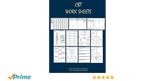 CBT Worksheets: CBT Worksheets for CBT therapists in training ...