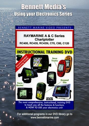 (RAYMARINE A & C Series Chartplotter: RC400,RC435,)