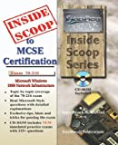 InsideScoop to MCP/MCSE Certification : (with CD Exam): Microsoft Windows 2000 Network Infrastructure Exam 70-216, Brock-Soldavini, Jada, 1590950038