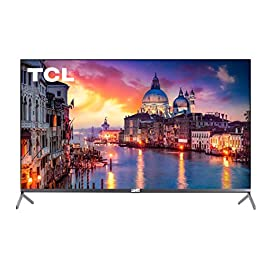 TCL 55″ Class 6-Series 4K UHD QLED Dolby Vision HDR Roku Smart TV – 55R625