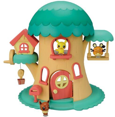 Pokémon Pitapoke Treehouse