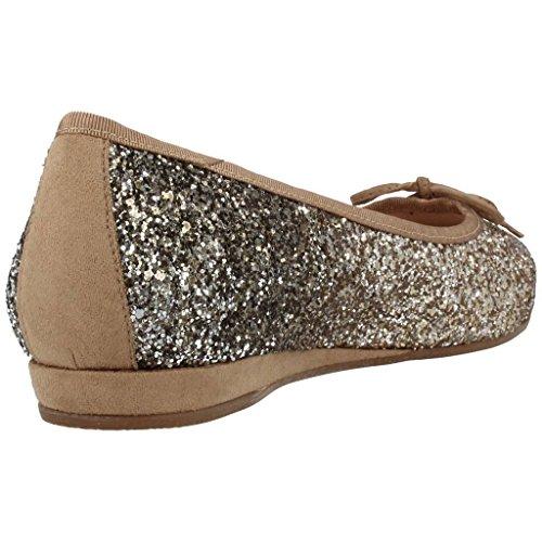 Gold Mujer Gold para Color Miriam Marca Bailarina HUMAT 4 Zapatos Bailarina Zapatos Modelo Gold HUMAT Mujer para Z4axnwqv