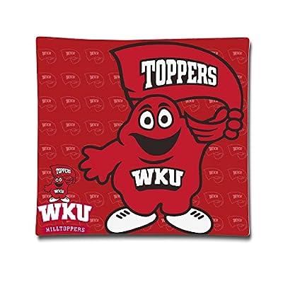 Western Kentucky Hilltoppers Logo Pillow Case Cushion