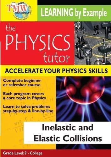 Amazon Com Physics Tutor Inelastic And Elastic Collisions Jason