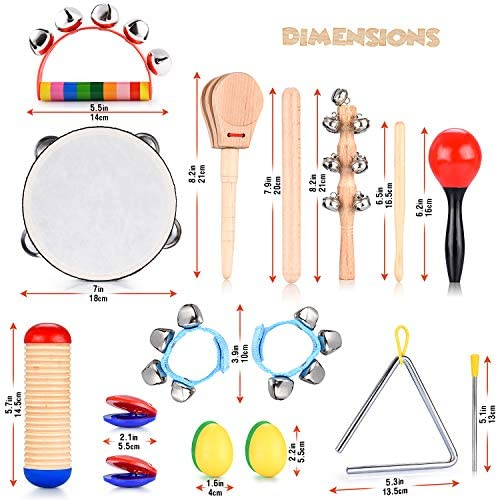 toys, games, learning, education, musical instruments,  drums, percussion 3 on sale Toddler Educational & Musical Percussion for Kids & Children Instruments in USA