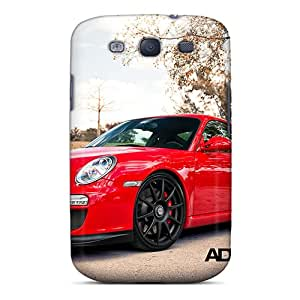 Galaxy S3 Cases Slim [ultra Fit] Porsche Gt3 Adv1 Protective Cases Covers