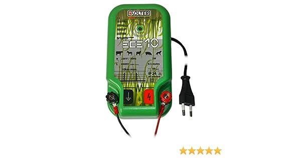 SOLTER - Pastor Electrico Ece10C 230V Solter 0,5 Joules: Amazon.es: Bricolaje y herramientas