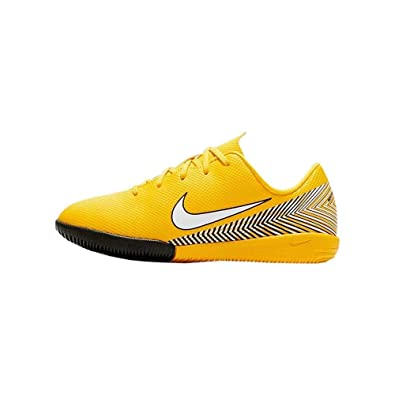 sports shoes 6c386 90cf9 Nike Unisex-Kinder Jr. Vapor XII Academy Neymar IC Sneakers, Mehrfarbig  (Amarillo