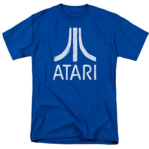 Atari Adult Regular T-Shirt Rough