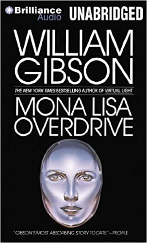 Read Mona Lisa Overdrive PDF, azw (Kindle), ePub