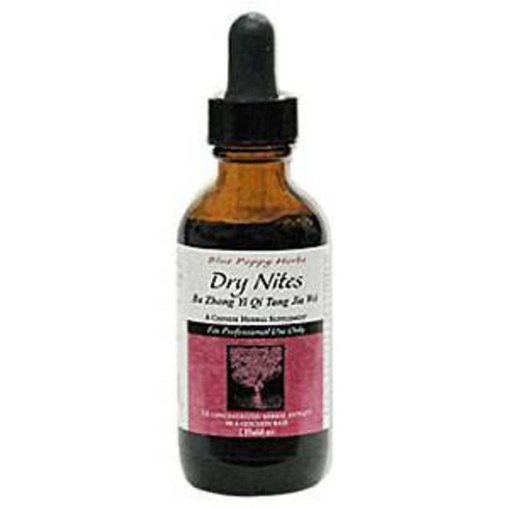 Amazon Blue Poppy Dry Nites Liquid 2 Oz Health Personal Care
