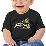 Kim Lennon University Of Appalachian State Custom Baby Tshirt Black 24 Months
