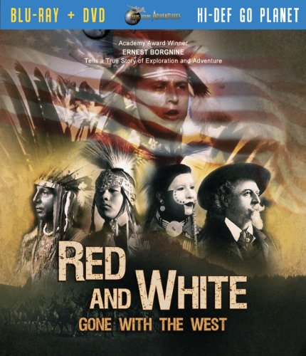Red & White Gone With The West(Two-Disc Blu Ray/Dvd Combo)