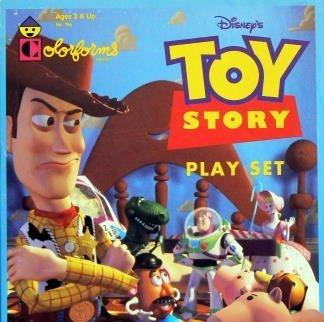 connotación de lujo discreta TOY Story Story Story - Colorforms Jugar SET by Colorforms  marcas en línea venta barata