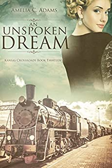 Unspoken Dream Kansas Crossroads Book ebook product image