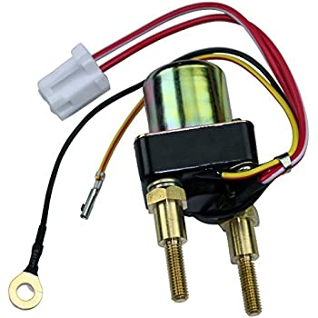 kawy 750 900 1100 zxi stx ultra starter solenoid relay switch  (replaces/compatible with kawasaki part # 27010-3737)