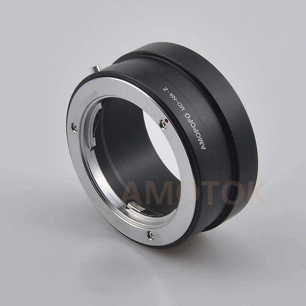 CY to Z6 Adapter Contax CY Lens to for Nikon Z Mount Z6 Z7 Full Frame Camera