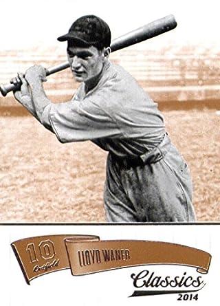 Amazoncom 2014 Panini Classics 87 Lloyd Waner Baseball