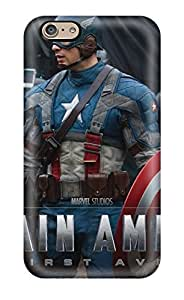 Hot New Style Case Cover 2011 Captain America Compatible With Iphone 6 Protection Case