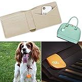 Prosensor® Nut-2 Bluetooth Tracker Smart Tag Key Finder Phone Finder Bag Wallet Locator Alarm Sensor Anti Lost GPS Locator Use for iPhone, Child, Pet, Personal Belongings
