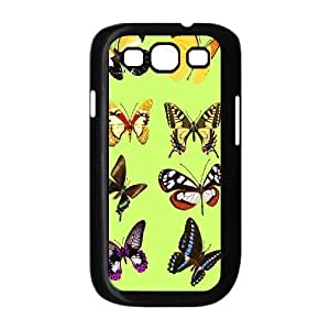 Case Of Butterfly Customized Hard Case For Samsung Galaxy S3 I9300
