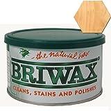 Briwax Natural Wax 370g Clear by Briwax