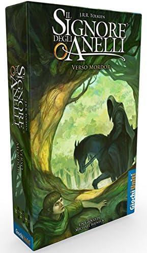 Giochi Uniti GU511 - El Señor de los Anillos: Verso Mordor - Juego de Mesa: Amazon.es: Juguetes y juegos