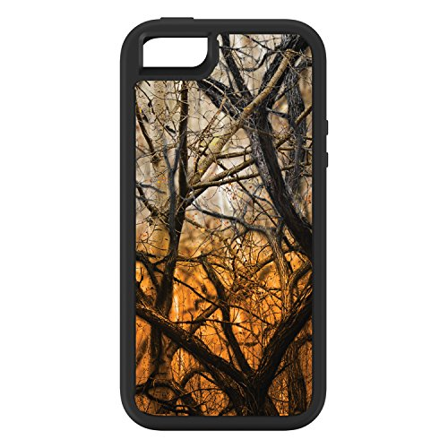 Impact Gel Xtreme Armour I5-SMCA-325 Phone Case for iPhone 5/5S Single Mold Color, Camouflage