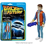 Funko Back to The Future Marty McFly ReAction Figure