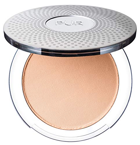 - PÜR Pressed Mineral Makeup Foundation with SPF 15, Blush Medium, 0.28 Ounce.