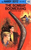 img - for The Bombay Boomerang (Hardy Boys #49) (The Hardy Boys) book / textbook / text book
