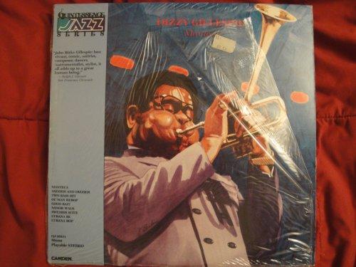 Dizzy Gillespie ''Manteca'' 1979 Quintessence Jazz Series QJ-25211 Mono Vinyl Lp Record Ex by QUINTESSENCE JAZZ SERIES