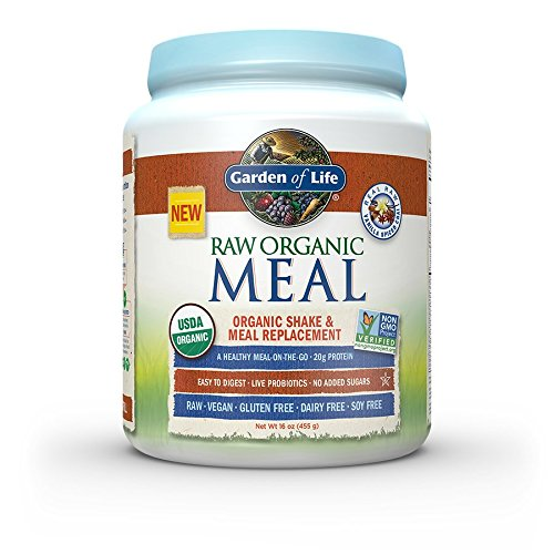 Garden Of Life Organic Vegan Meal Replacement Raw Plant Based Protein Powde 658010114332 Ebay