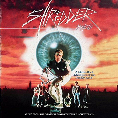 Price comparison product image Shredder Orpheus (Original 1989 Soundtrack / Vinyl + DVD)