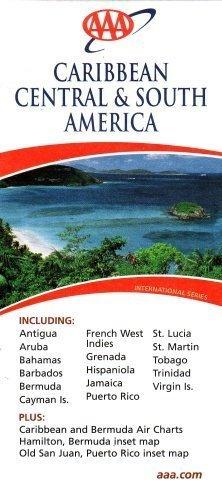 Download AAA Caribbean, Central & South America: Including Antigua, Aruba, Bahamas, Barbados, Bermuda, Cayman pdf