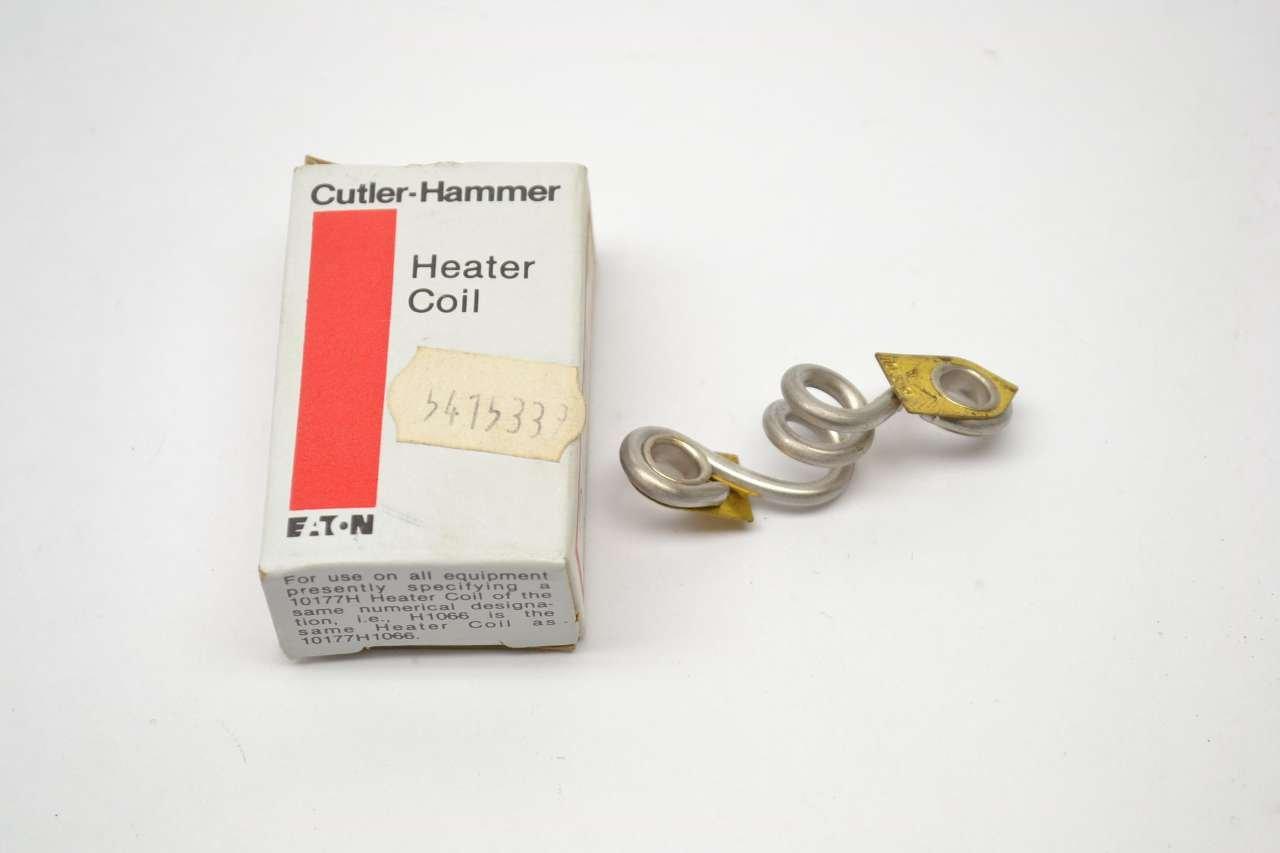 5 Available Cutler Hammer H1066 Heater Element