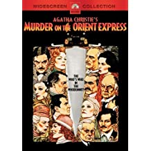 Murder On The Orient Express by Paramount by Sidney Lumet