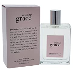 Embrace your beauty, and express your femininity with amazing grace spray fragrance. Our best-selling, amazingly clean, beautifully feminine scent of welcoming bergamot greets the senses, while incredibly soft, clean muguet blossoms and lasti...