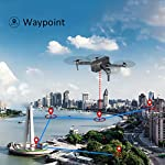 Contixo F24 Brushless Foldable Quadcopter Drone | Selfie, Gesture, Gimbal 5G 1080P WiFi Camera, GPS, Auto Hover, Follow Me, Waypoint 30 Minutes Flying Time Includes Drone Storage Case
