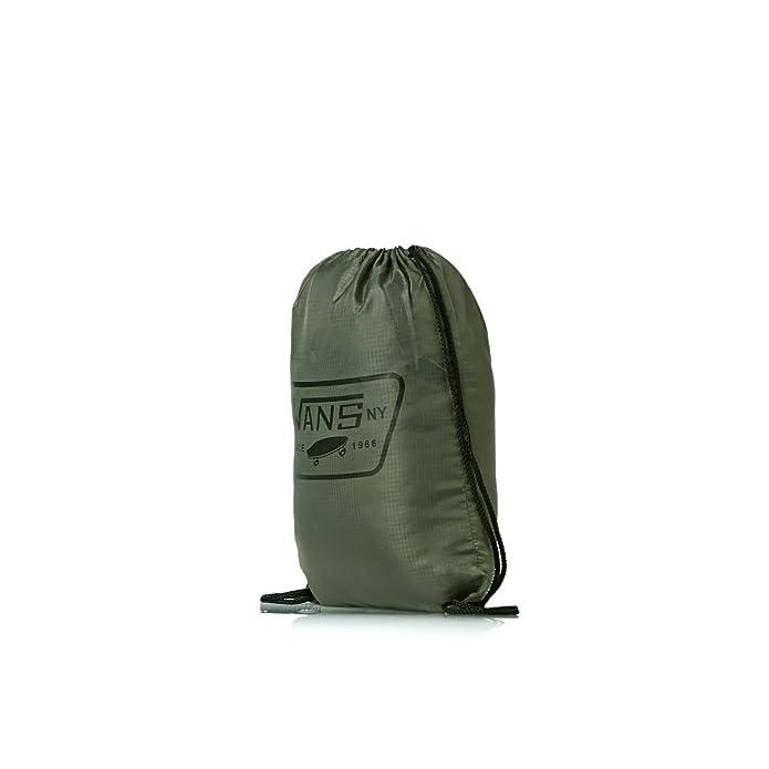 8f8da3a2c9e7 VANS League Drawstring Bag - Anchorage Green  Amazon.co.uk  Shoes   Bags