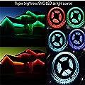 12v DC 5M 3528 RGB LED Strip Lights SMD Lights String Lights (20 Colors in Total)