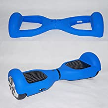 """Silicone Case Cover for 6.5"""" Smart Self Balancing Scooter (Blue)"""
