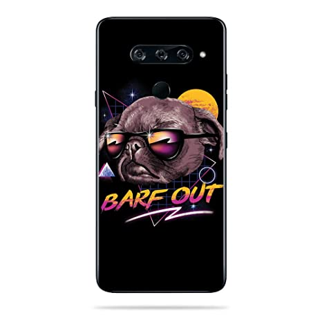 and Change Styles MightySkins Skin Compatible with LG V40 ThinQ Protective Made in The USA Dissent Easy to Apply Remove Durable and Unique Vinyl Decal wrap Cover