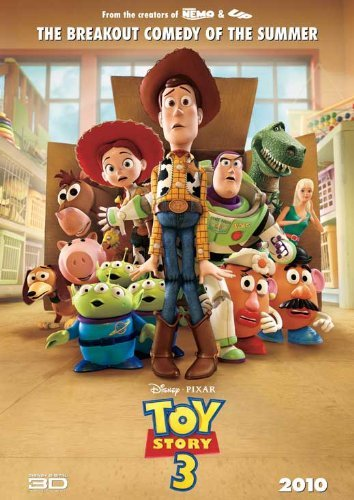 Toy Story 3 POSTER Movie (27 x 40 Inches - 69cm x 102cm) (2010) (Style P)