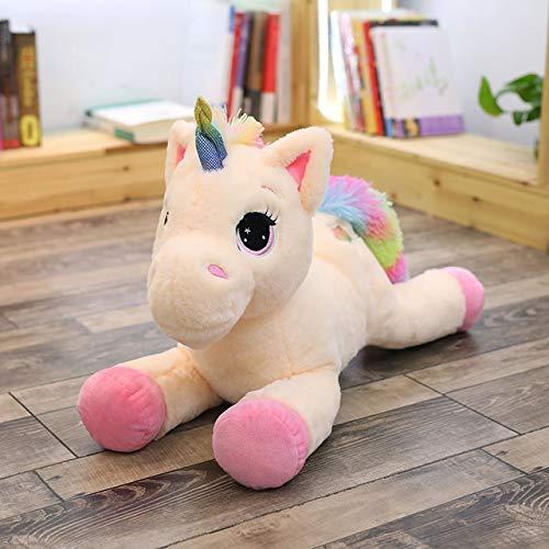 Amazon.com: LAJKS Nooer Rainbow Plush Toys Stuffed Animals ...