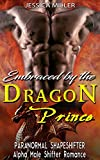 Embraced by the Dragon Prince