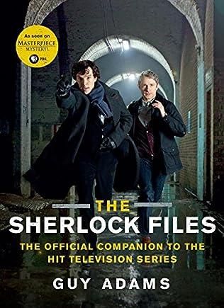 book cover of Sherlock: The Casebook