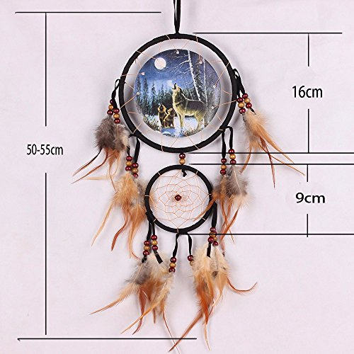 EXDJ Pure handmade oil painting Dream Catcher