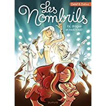 Les Nombrils - tome 8 - Ex, drague et rock'n'roll ! (French Edition)